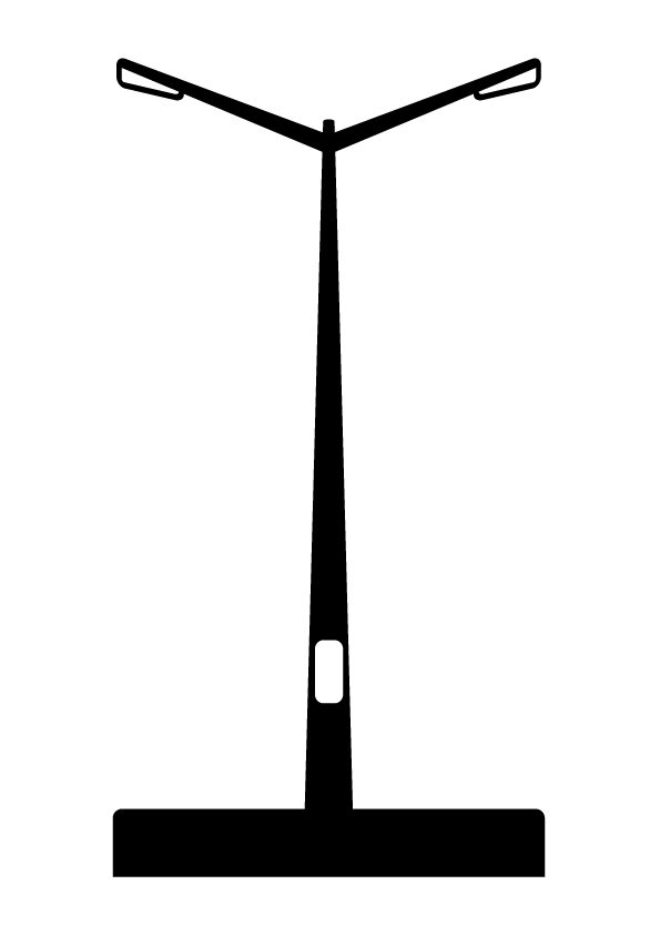 lysmast-ikon